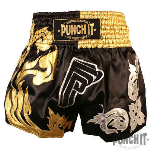 Muay Thai Short Strong Fist