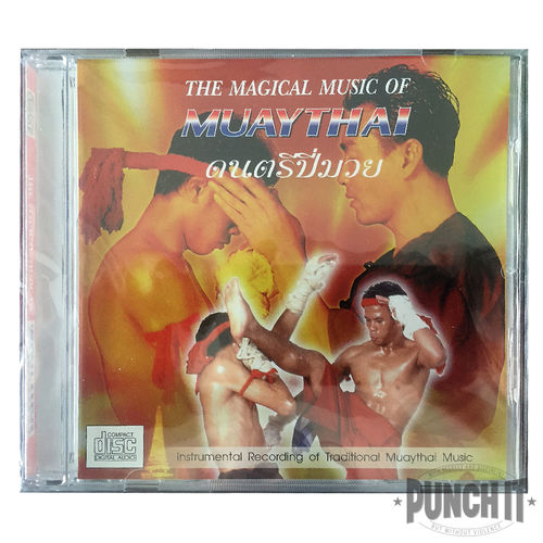 The Magical Music of Muay Thai / 1 CD