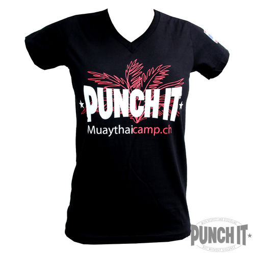 Punch it T-Shirt Muaythaicamp Women