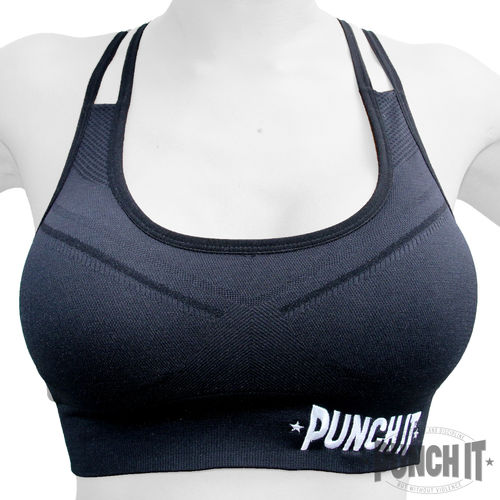 Punch it Sportbra Four-Cross