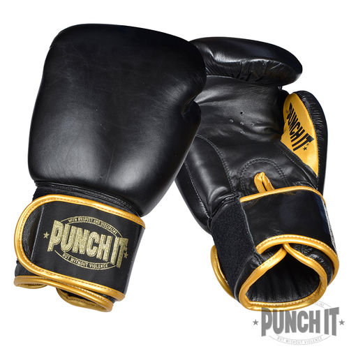 Punch it S1-PRO Vintage Boxhandschuhe