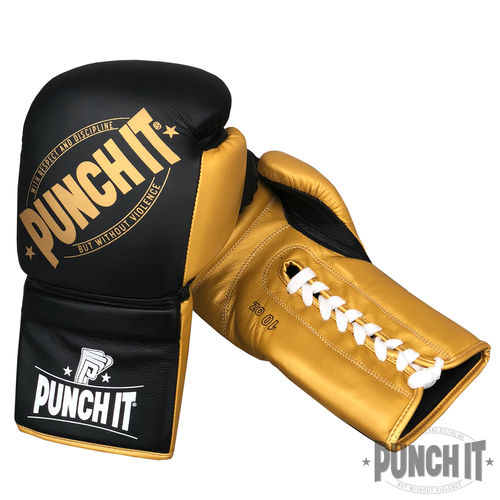 Punch it S1-PRO Competition Boxhandschuhe