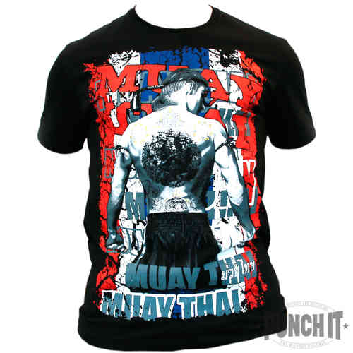 Muay Thai Shirt Samui